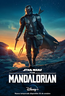 The Mandalorian Temporada 2 audio latino
