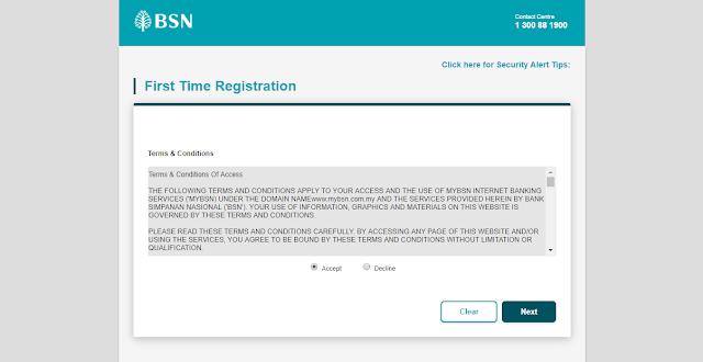 Cara Terbaru Daftar myBSN Online Banking