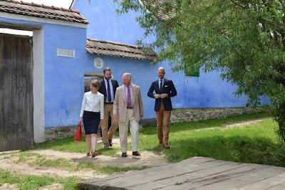 erdélyi templomok, szász erődtemplomok, Károly herceg, Walesi Herceg Románia Alapítvány