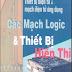 SÁCH SCAN - Thiết bị điện tử & mạch điện tử ứng dụng - Các mạch logic & thiết bị hiển thị (Quang Minh - Ngọc Cương)