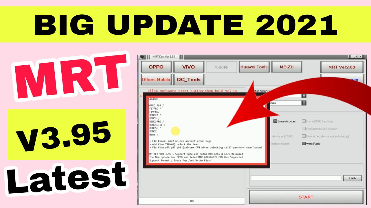 Mrt key Dongle 3.95 latest Update Download Link