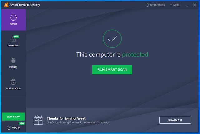 avast premium security subscription