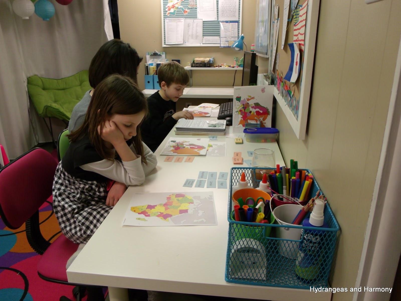 Hydrangeas And Harmony Weekly School Summaries