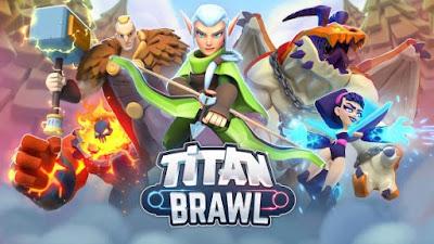 Titan Brawl Apk v1.6 Mod Infinite Mana