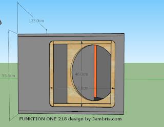 Box speaker funktion One 218