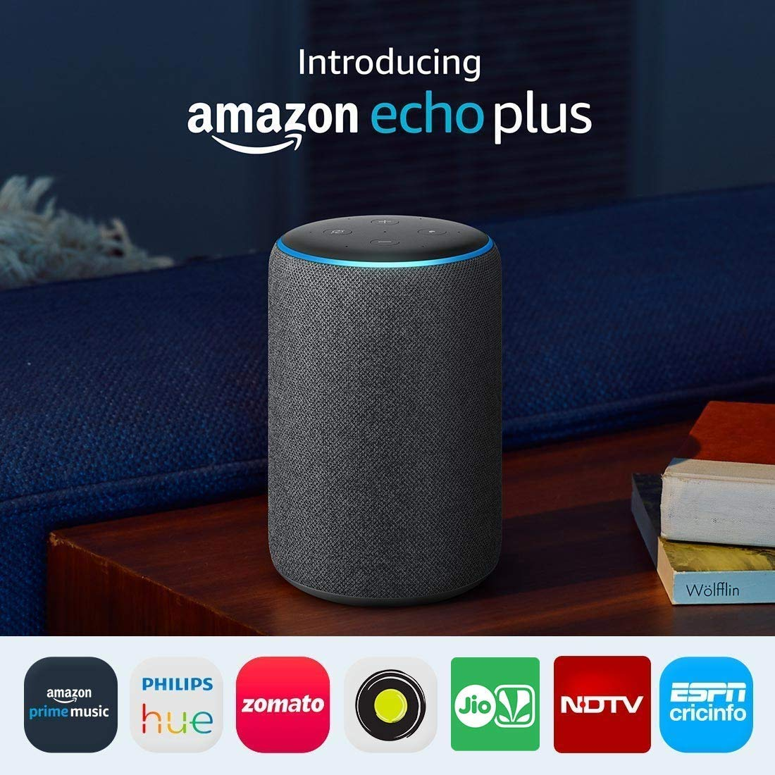 New Release Box Office Movie: Amazon New Release Echo Plus