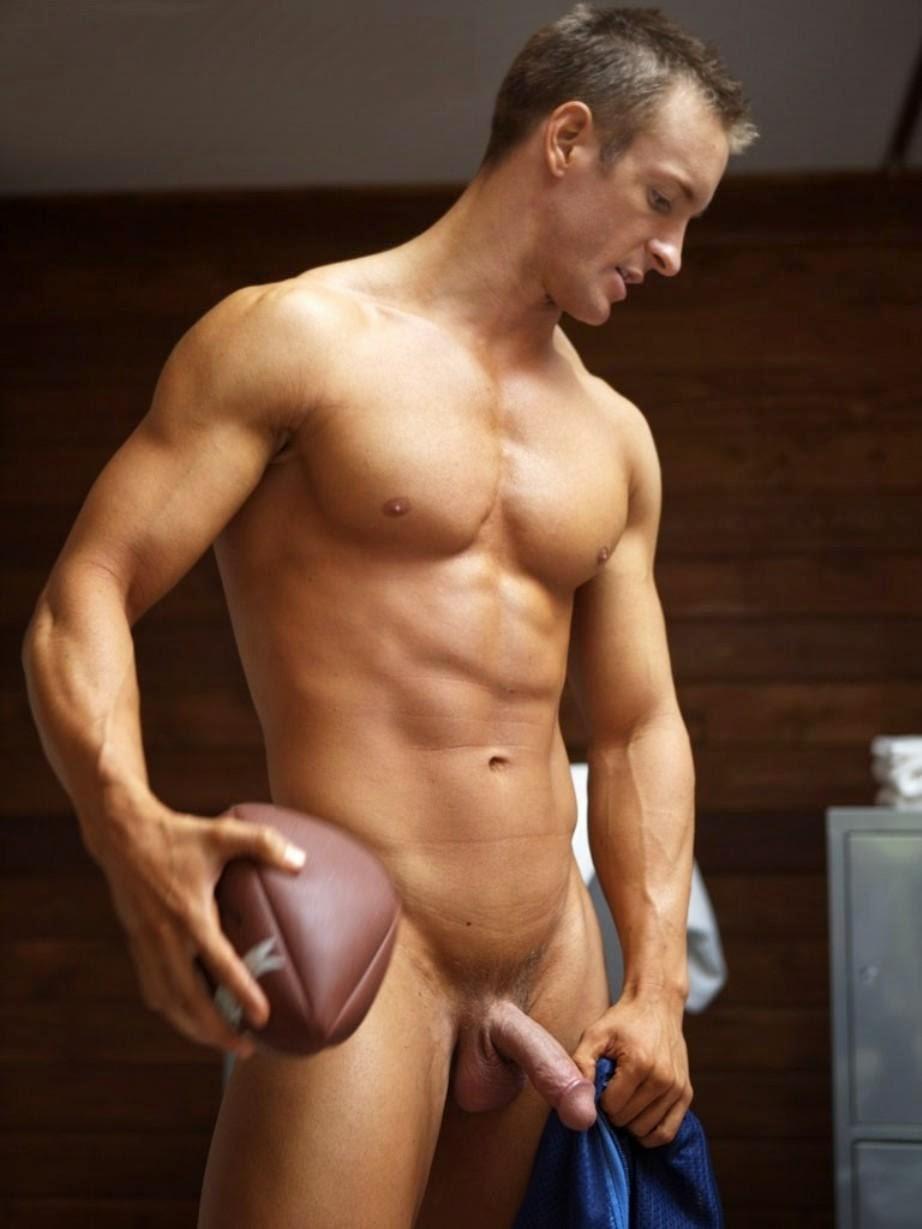 Black players big bulge football