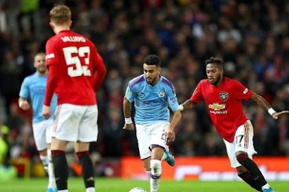 Menantikan Live Streaming Manchester United vs Manchester City di Mola TV