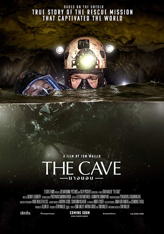 Review Filem The Cave