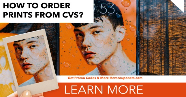 How to Order Photo Prints from CVS