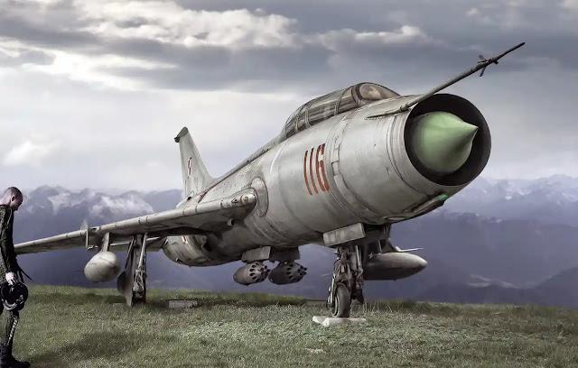 طائرة سوخوي su-7
