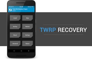 Pengertian Dan Fungsi TWRP/CWM Android Custom Recovery Mode