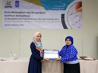 Alumni Universitas Mohammad Natsir Bukittinggi Lulus 100 Persen Uji Kompetensi Nutrisionis untuk Sarjana Gizi