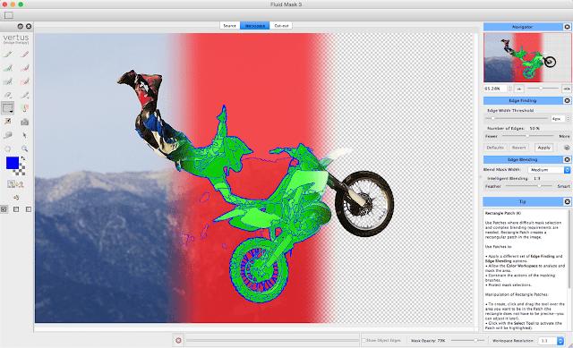 Screenshot Vertus Fluid Mask 3.3.18 Full Version