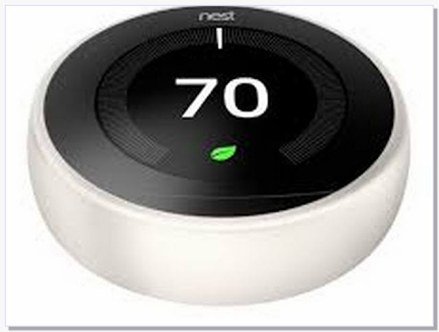 Target nest thermostat clearance