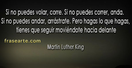 Martin Luther King frases para pensar