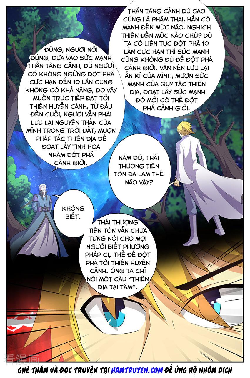 Chí Tôn Chư Thiên: Chapter 155