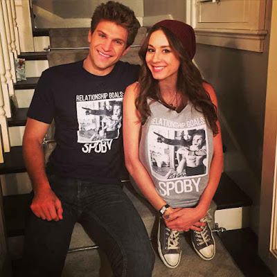 Keegan Allen talks Spoby PLL