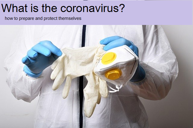 What is the coronavirus? how to prepare and protect themselves||