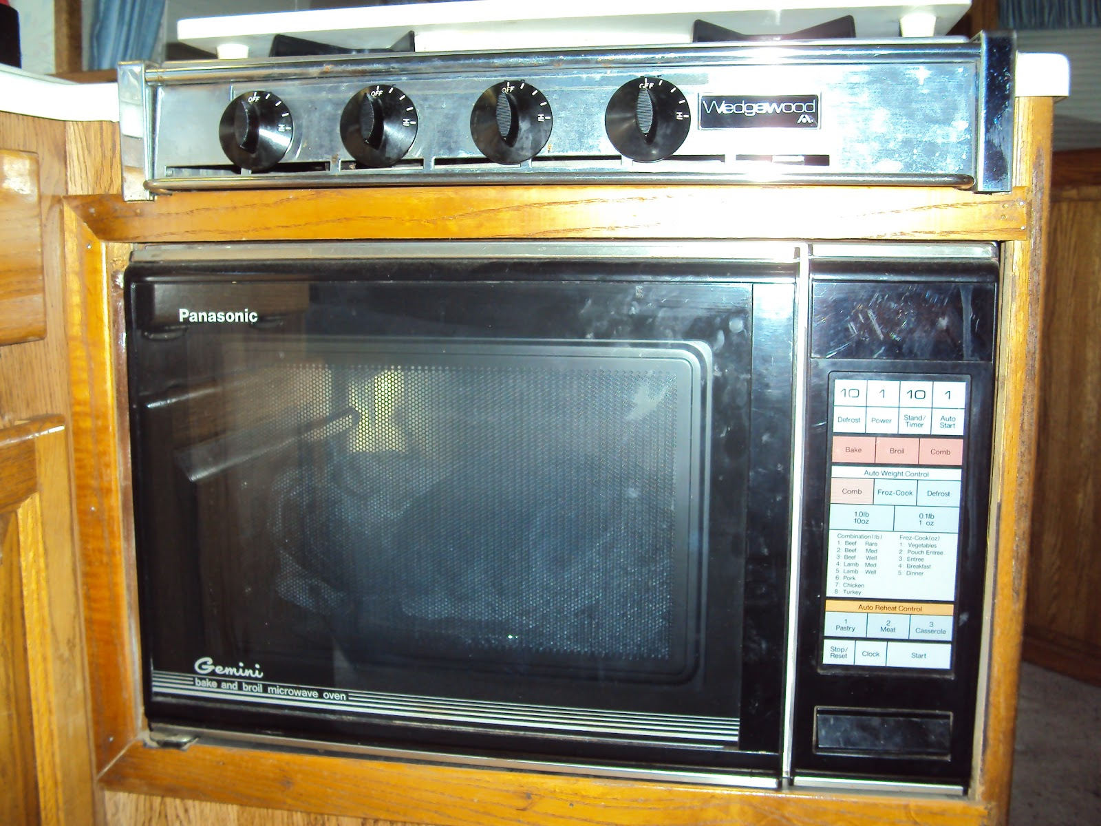 wanderman old time oven or convection microwave. Black Bedroom Furniture Sets. Home Design Ideas