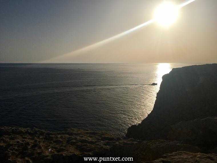 PUNTXET Viaje de 3 días a Formentera, Cap de Barbaria