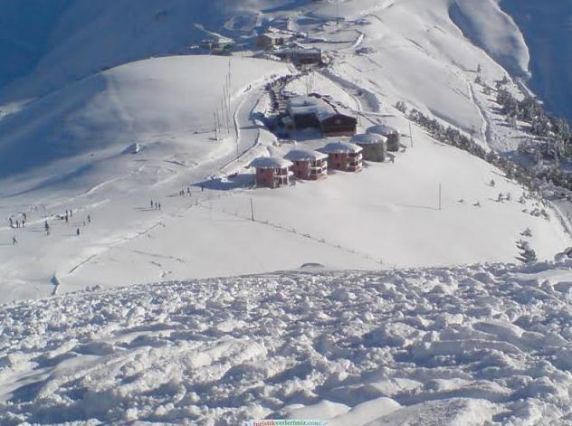 Zigana kayak merkezi