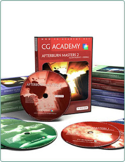 Jual Tutorial CG Academy - 3DS Max Studio