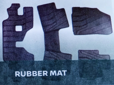 Gambar Rubber mat Nissan Livina
