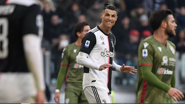 Ronaldo has now scored against ALL current Serie A teams he has faced