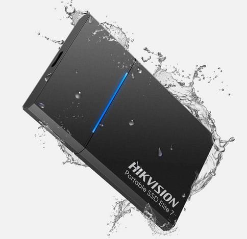HIKVISION Elite 7 1TB External Portable SSD