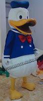 gambar donald bebek badut karakter 2016