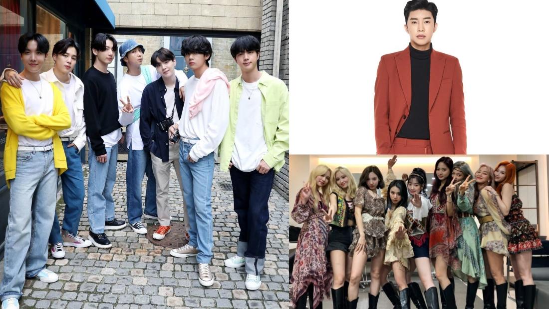 List of Korean Singers' Reputation Rankings for November 2020