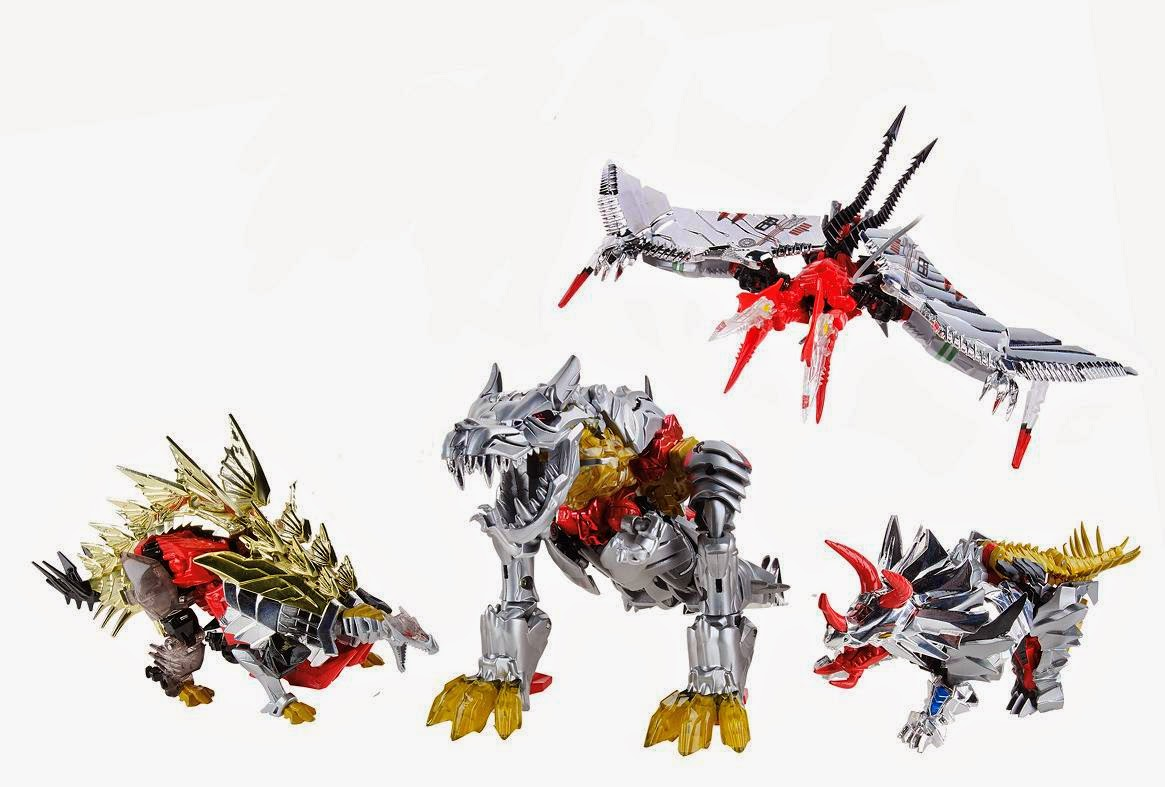 The Blot Says...: SDCC 14 Exclusive Transformers: Age of ...