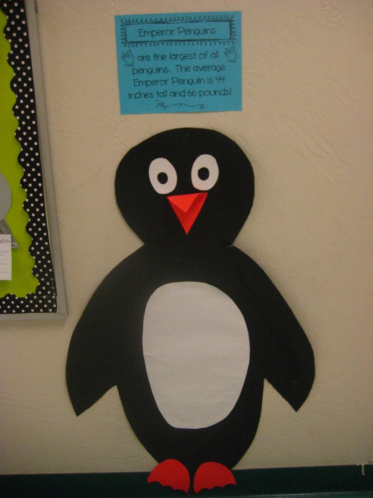 Kindergarten Smiles Penguins