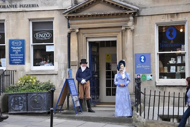 The Jane Austen Centre bath (england)
