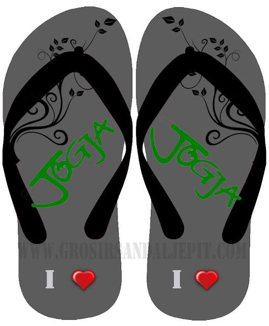 Pabrik Sandal Wisata lucu dan menarik di Indonesia