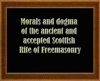 Morals and dogma of the ancient and accepted