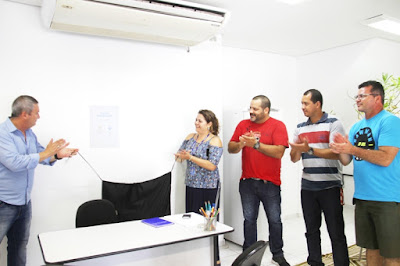 Ilha Comprida inaugurou (18/12) a Sala do Empreendedor no Boqueirão