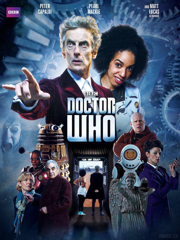 Doctor Who Temporada 10 Dual Latino/Ingles 1080p