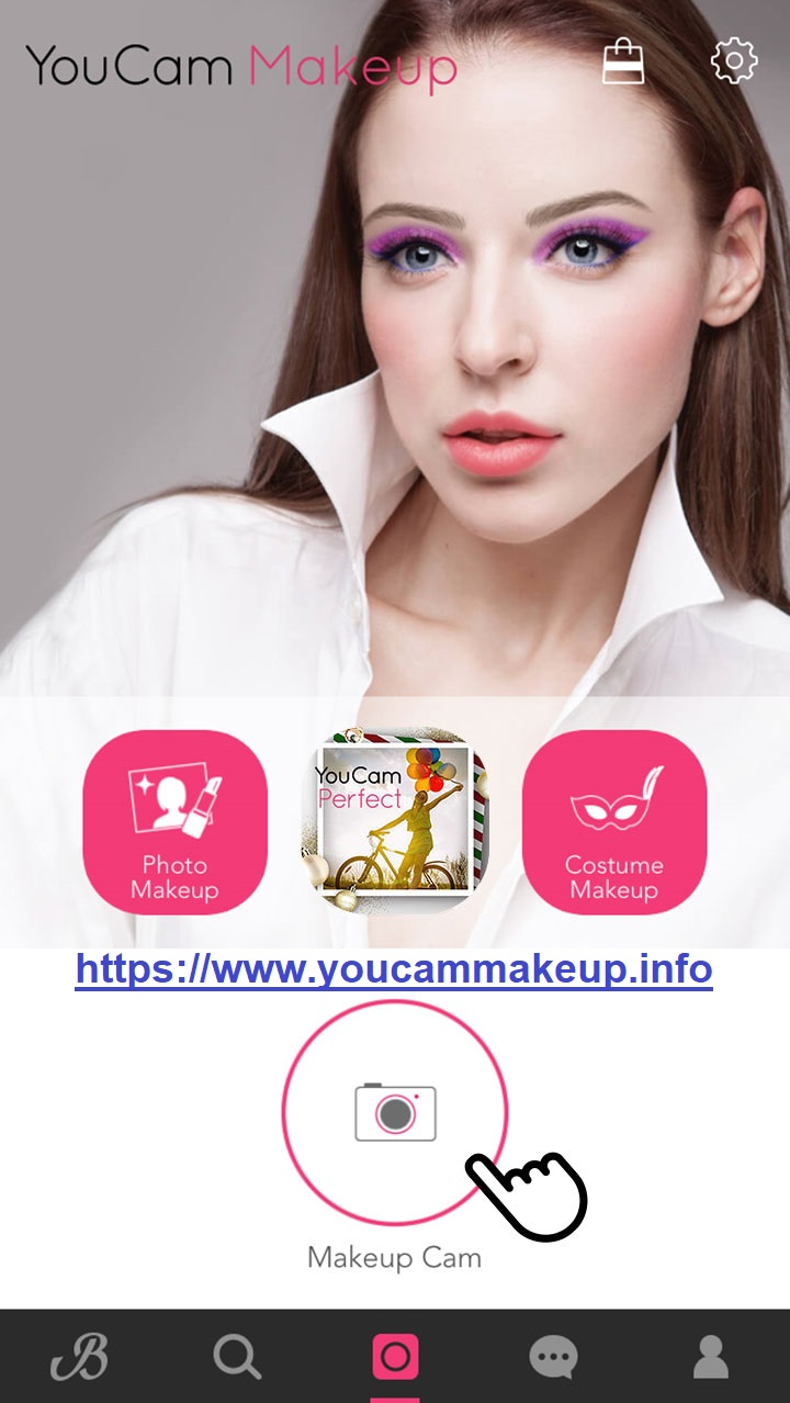 Latest Updates Of YouCam Makeup: How To Use YouCam Makeup