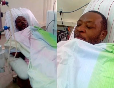 Actor, Prince James Uche Is Dead