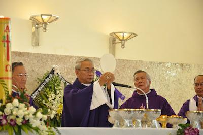 GP Bà Rịa: Thánh lễ an táng Cha Cố Phêrô Nguyễn Văn Giản - Ảnh minh hoạ 28