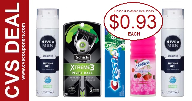 CVS Online & In-Store Must Do Deal 4-12-4-18