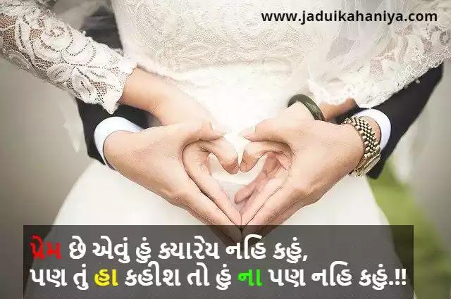 Gujarati Shayari Friendship