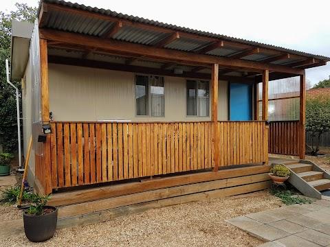 【墨尔本住宿】麻雀虽小五脏俱全的独栋小房子 Werribee Airbnb