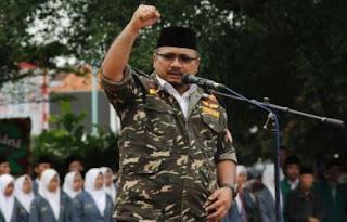 Gus Yaqut Ketum GP Anshor: Gus Nur Gak Tahu Malu, Gelari Sendiri Sebutan Gus
