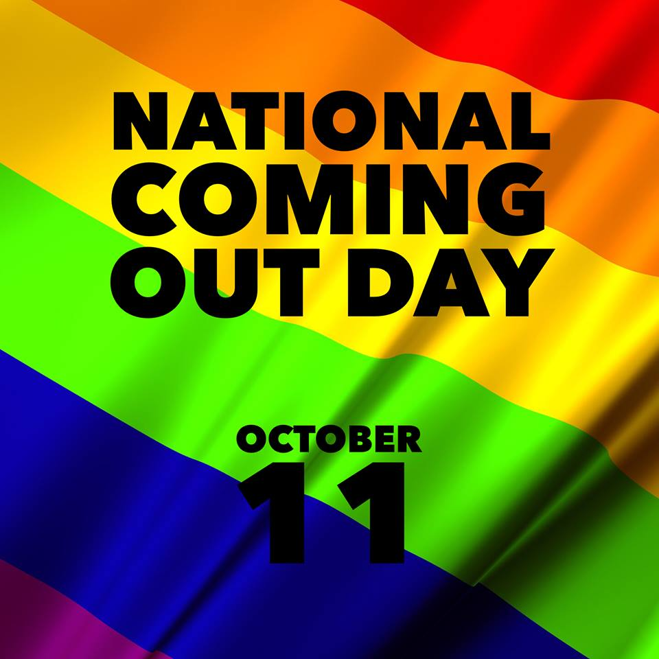 National Coming Out Day Wishes Images download