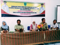 Dinas Perindag Kabupaten Bima Gelar Bimtek Manajemen Usaha Bagi IKM Pangan