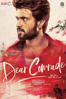 Dear Comrade 2020 Hindi Dubbed 1080p WEBRip