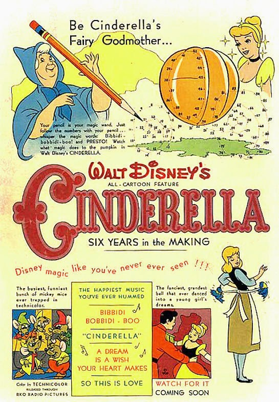 Cinderella's Grace-filled